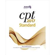 CPT 2017 Standard: Current Procedural Terminology: Standard Edition by Ahlman, Jay T., 9781622023981