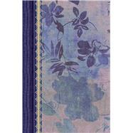 RVR 1960 Biblia de Estudio para Mujeres, azul floreado tela impresa con índice by Unknown, 9781433613982