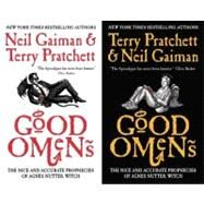 Good Omens : The Nice and Accurate Prophecies of Agnes Nutter, Witch by GAIMAN NEIL, 9780060853983