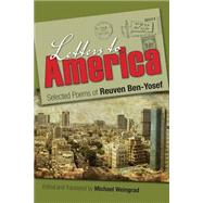 Letters to America: Selected Poems of Reuven Ben-yosef by Weingrad, Michael, 9780815633983