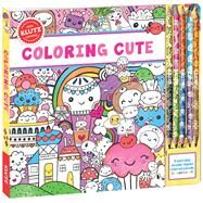 Coloring Cute by Unknown, 9781338103984