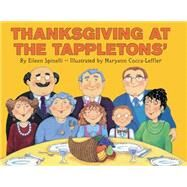 Thanksgiving at the Tappletons' by Spinelli, Eileen; Cocca-Leffler, Maryann, 9780062363985