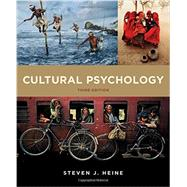 Cultural Psychology by Heine, Steven J., 9780393263985