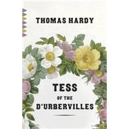 Tess of the D'Urbervilles by HARDY, THOMAS, 9780345803986