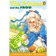 Princess and the Frog, The, Level 3, Penguin Young Readers by Penguin, 9780582343986
