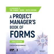 A Project Manager's Book of Forms by Dionisio, Cynthia Snyder, 9781119393986