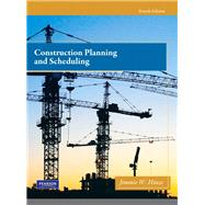 Construction Planning and Scheduling by Hinze, Jimmie W., 9780132473989