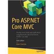 Pro Asp.net Core Mvc by Freeman, Adam, 9781484203989