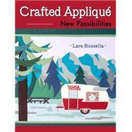 Crafted Appliqué by Buccella, Lara, 9781604603989