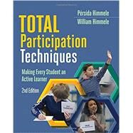 Total Participation Techniques by Himmele, Pérsida; Himmele, William, 9781416623991