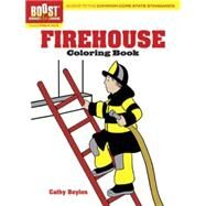 BOOST Firehouse Coloring Book by Beylon, Cathy, 9780486493992