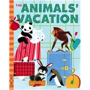 The Animals' Vacation by Haber, Shel; Haber, Jan, 9780448483993