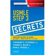 USMLE Step 3 by O'Connell, Theodore X., M.D., 9781455753994