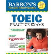 Barron's Toeic Practice Exams by Lougheed, Lin, 9781438073996