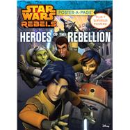 Star Wars Rebels Poster-A-Page by Time Inc. Books, 9781618933997