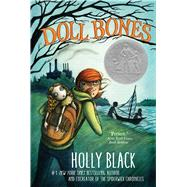 Doll Bones by Black, Holly; Wheeler, Eliza, 9781416963998