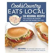 Cook's Country Eats Local by COOK'S COUNTRY, 9781936493999