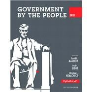 Government by the People, 2012 Brief Election Edition by MAGLEBY, LIGHT, 9780205884001