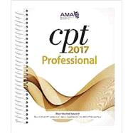CPT 2017 Professional Edition by Ahlman, Jay T., 9781622024001