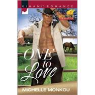 One to Love by Monkou, Michelle, 9780373864003