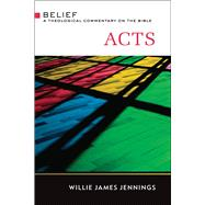 Acts by Jennings, Willie James, 9780664234003