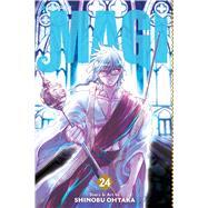 Magi 24 by Ohtaka, Shinobu, 9781421584003