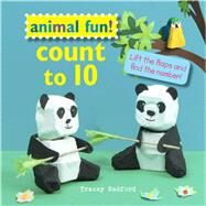 Animal Fun! Count to 10 by Radford, Tracey, 9781782494003