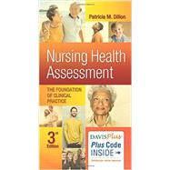 Nursing Health Assessment: The Foundation of Clinical Practice by Dillon, Patricia M., 9780803644007