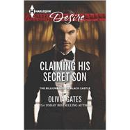 Claiming His Secret Son by Gates, Olivia, 9780373734009