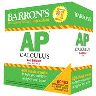 Barron's AP Calculus by Bock, David, 9781438074009