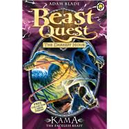 Beast Quest: 72: Kama the Faceless Beast by Blade, Adam, 9781408324011