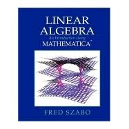 Linear Algebra by Szabo, Fred, 9780123814012