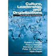 Culture, Leadership, and Organizations : The GLOBE Study of 62 Societies by Robert J. House, 9780761924012