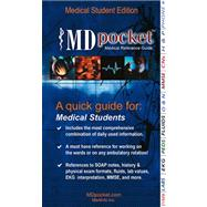 MDpocket : Medical Reference Guide by Pennington, Desi, 9780976544012