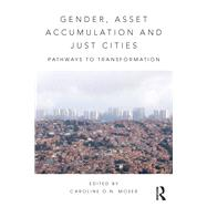 Gender, Asset Accumulation and Just Cities: Pathways to Transformation by Moser; Caroline O.N., 9781138024014