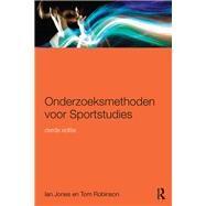 Onderzoeksmethoden voor Sportstudies: 3e druk by Jones; Ian, 9781138644014