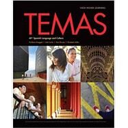 Temas SE + SS (6yr) + AP Spanish Worktext + SS by VISTA HIGHER LEARNING, 9781618574015