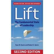 Lift by QUINN, RYAN W.QUINN, ROBERT E., 9781626564015