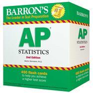 Barron's AP Statistics by Sternstein, Martin, Ph.d., 9781438074016