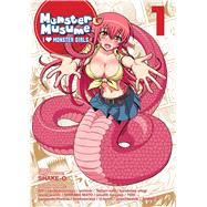 Monster Musume: I Heart Monster Girls Vol. 1 by OKAYADO, 9781626924017