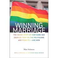 Winning Marriage by Solomon, Marc; Patrick, Deval, 9781611684018