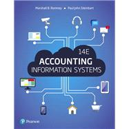 Accounting Information Systems by Romney, Marshall B.; Steinbart, Paul J., 9780134474021