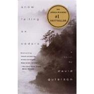 Snow Falling on Cedars by GUTERSON, DAVID, 9780679764021