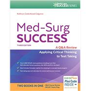 Med-Surgical Success: A Q&A Review Applying Critical Thinking to Test Taking by Colgrove, Kathryn Cadenhead, 9780803644021