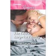 The CEO's Surprise Family by Carpenter, Teresa, 9780373744022