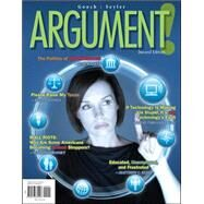 Argument! by Gooch, John; Seyler, Dorothy, 9780073384023