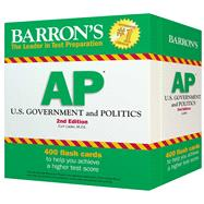 Barron's AP U.S. Government and Politics by Lader, Curt, 9781438074023