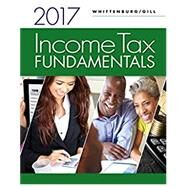 Bundle: Income Tax Fundamentals 2017, Loose-Leaf Version 35th + H&R Block™ Premium & Business Access Code for Tax Filing Year 2016 + CengageNOW™v2, 1 term Printed Access Card by Whittenburg, Gill, Altus-Buller, 9781337374026