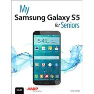 My Samsung Galaxy S5 for Seniors by Tymes, Elna, 9780789754028