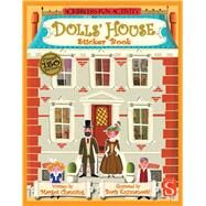 Dolls' House Sticker Book by Channing, Margot; Kuzmanovic, Boris, 9781910184028